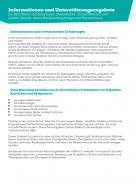 Informationen über Handlungsmöglichkeiten nach traumatischen Erfahrungen (Mehrsprachig)